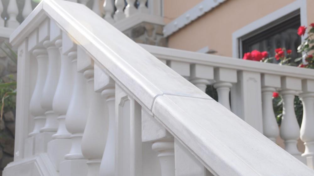 Klassische Architekturelemente Trax Saulen Balustraden Torpfeiler